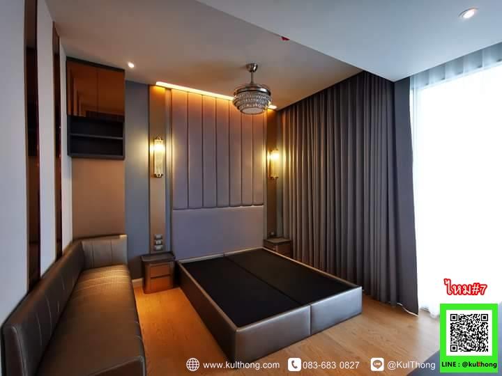 เตียงหุ้มหนัง ฐานรองที่นอน ฐานเตียง